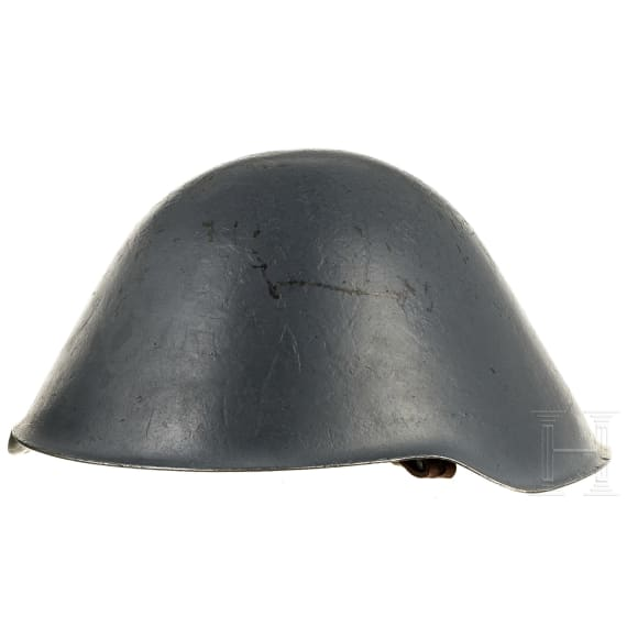 Five M 56 helmets from the 1960s - 1980s