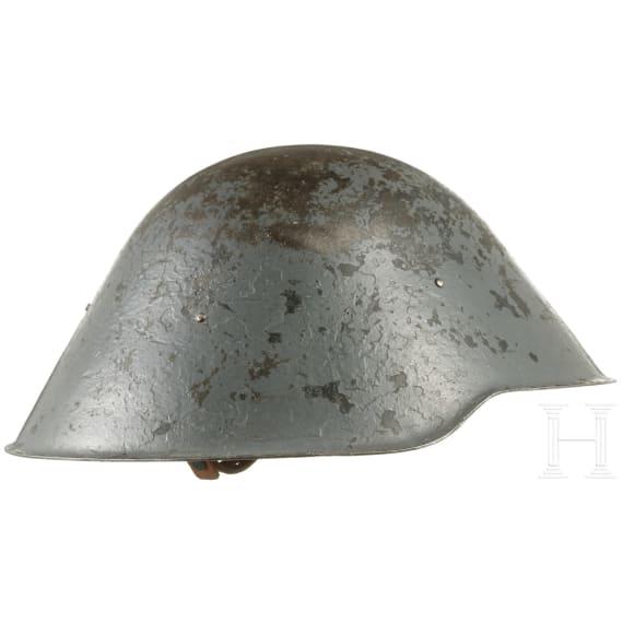 A steel helmet M 56 in special design, 1960s