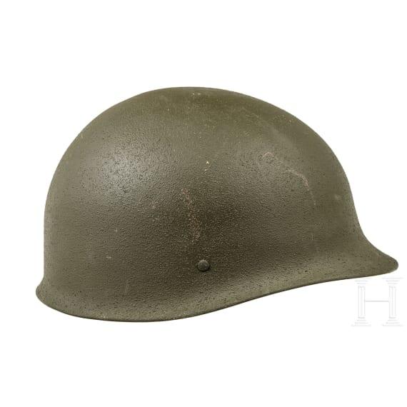 Three helmets, Bundeswehr, 1970s - 1980s