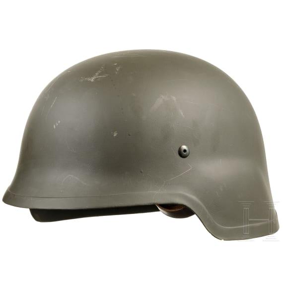 Five helmets, FRG, 1980s - 1990s