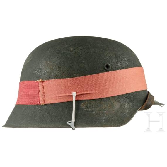 Stahlhelm M 42, Bundesgrenzschutz, 1950er Jahre