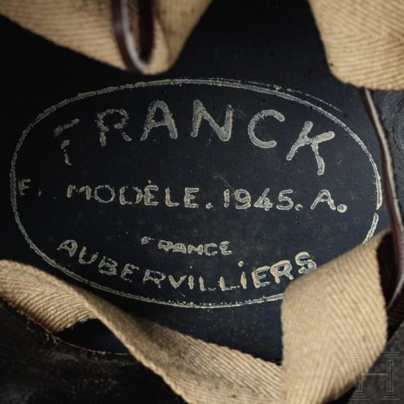 A French steel helmet M 45, circa 1950