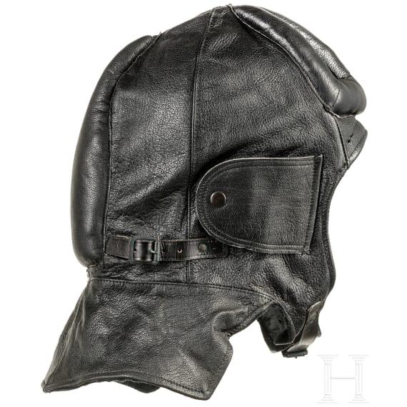 Five military bonnets, 1950s - 1990s