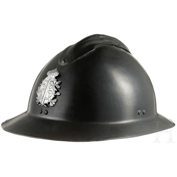 A Benelux steel helmet M 31, 1930s - 1970s