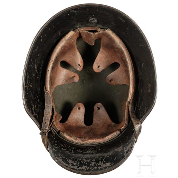 A German steel helmet M 18, 1920s - 1930s