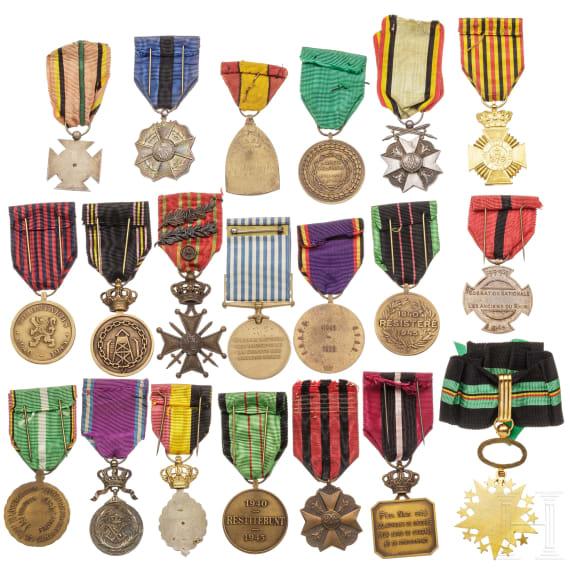 20 awards, 20th century