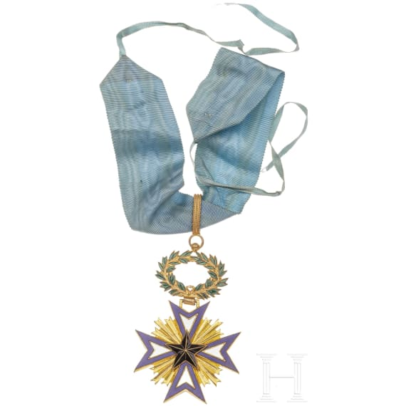 An Order of the Black Star, 20th century