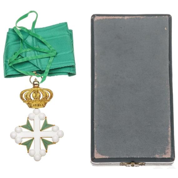 Orden der Heiligen Mauritius und Lazarus, 20. Jhdt.