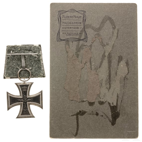 A collection of German awards, mainly World War I