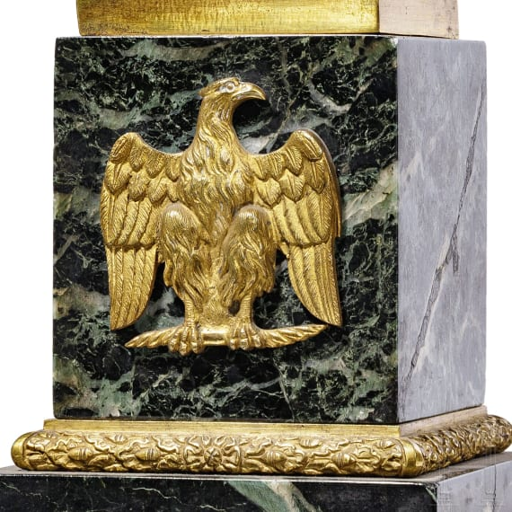 Bronzestatuette - Napoleon Bonaparte, Frankreich, 19. Jhdt.