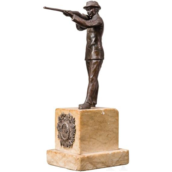 """Honorary prize of the """"Kaiser Jubiläums Schützengilde Prater"""", 1908"""