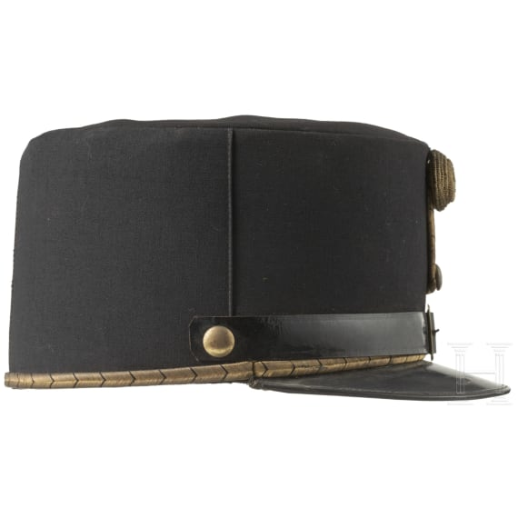 A cap for officers of the k.&.k. Infantry