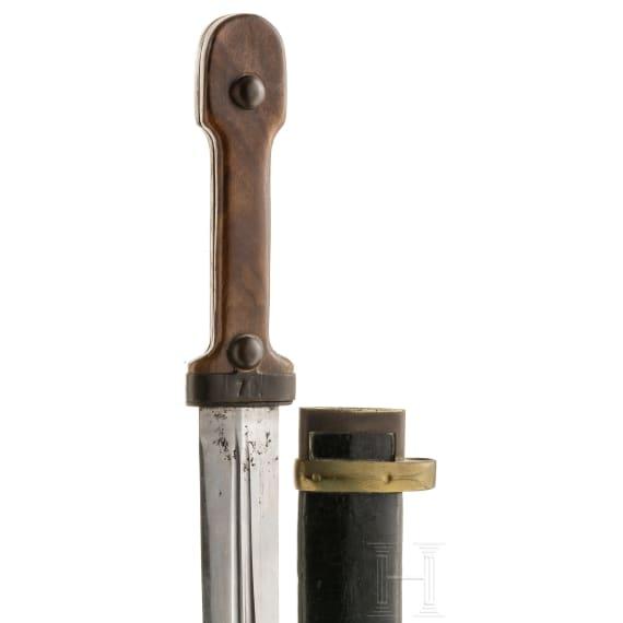 An artillery kinzal pattern M 1908