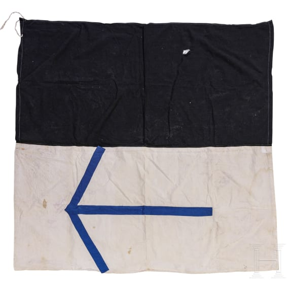 Two flags, 20th century