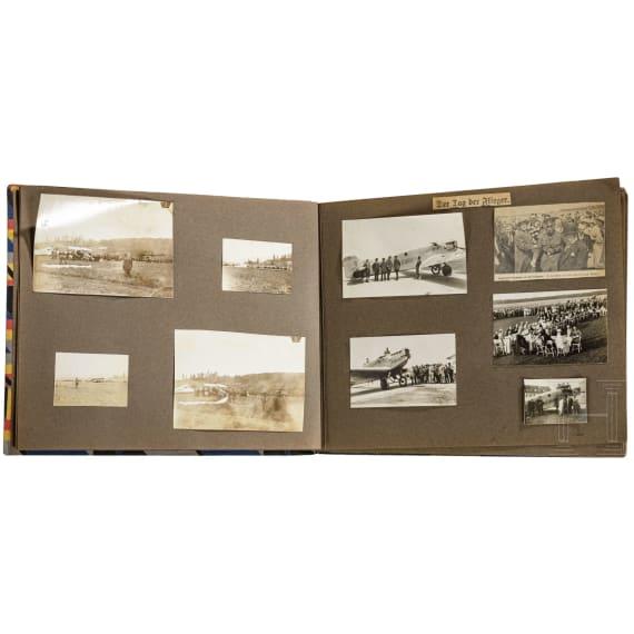 Roland Eisenlohr - a personal photo album on aviation until the 1930s