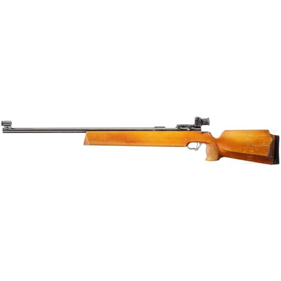 Matchgewehr Bühag Suhl M 150, mit Diopter