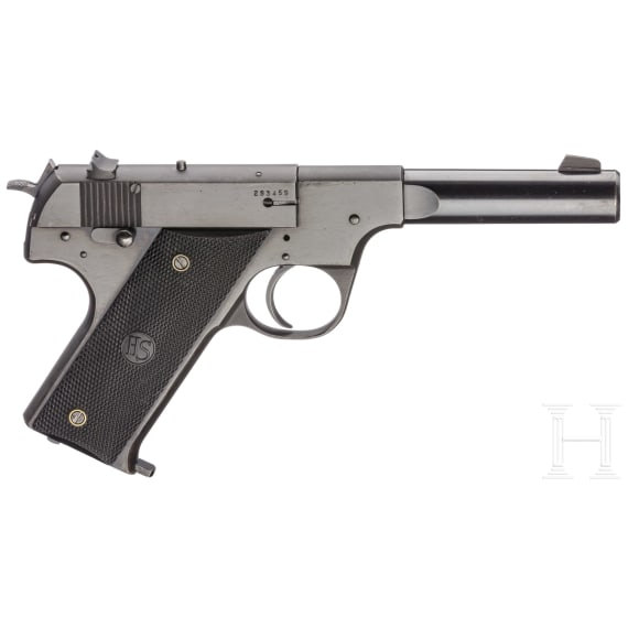 Hi-Standard Model HB, 2. Modell