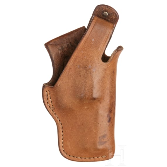 Ruger Security-Six, mit Holster