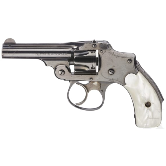Smith & Wesson Mod. 32 Safety Hammerless, 2nd Model