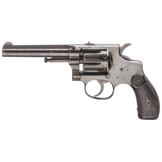Smith & Wesson .32 Hand Ejector 1st Model Double Action (Model 1 or Mod. 1896)