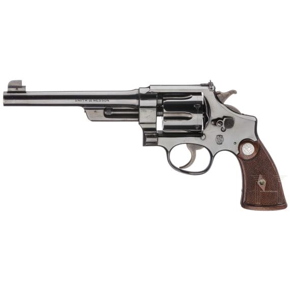 "Smith & Wesson ""The .38/44 Outdoorsman (Prewar)"""
