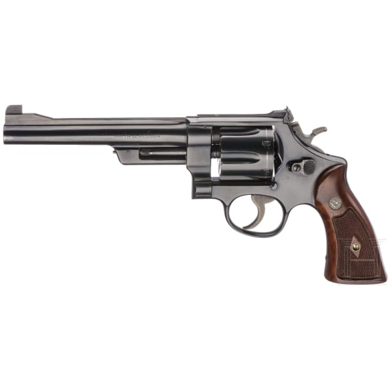 """Smith & Wesson """"The .38/44 Outdoorsman of 1950 (Pre-Model 23)"""""""