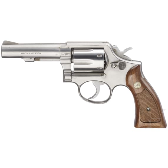 """Smith & Wesson Mod. 65-1, """"The .357 M & P Heavy Barrel Stainless"""""""