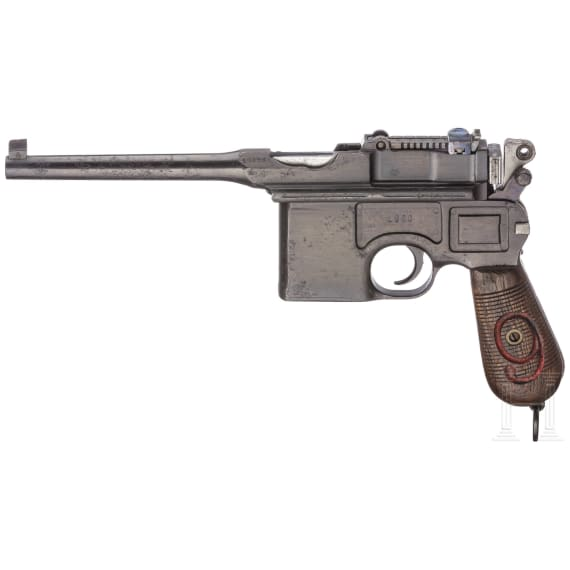Mauser C 96/16, Reichswehr