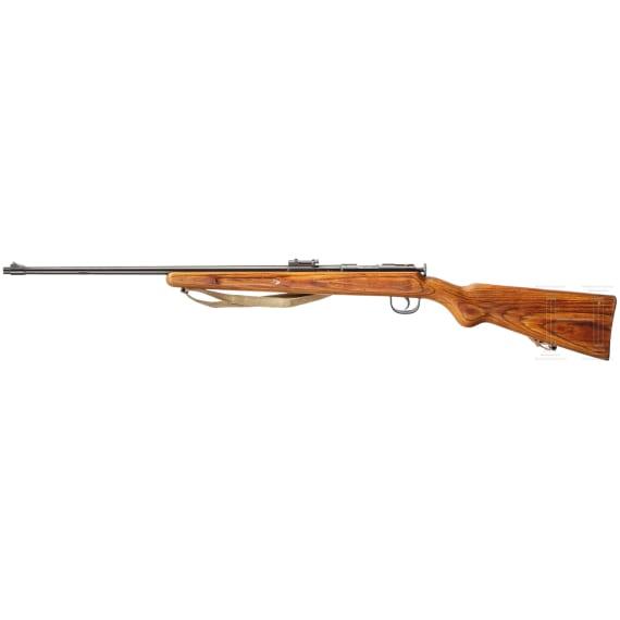 KK-Gewehr Mod. K 110, DDR, zur Schießausbildung bei GST und Betriebskampftruppen