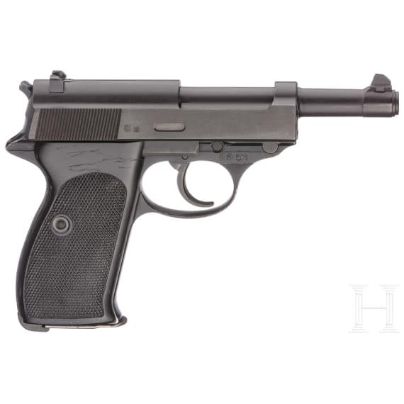 Walther P 4, Polizei (BMI - BGS)