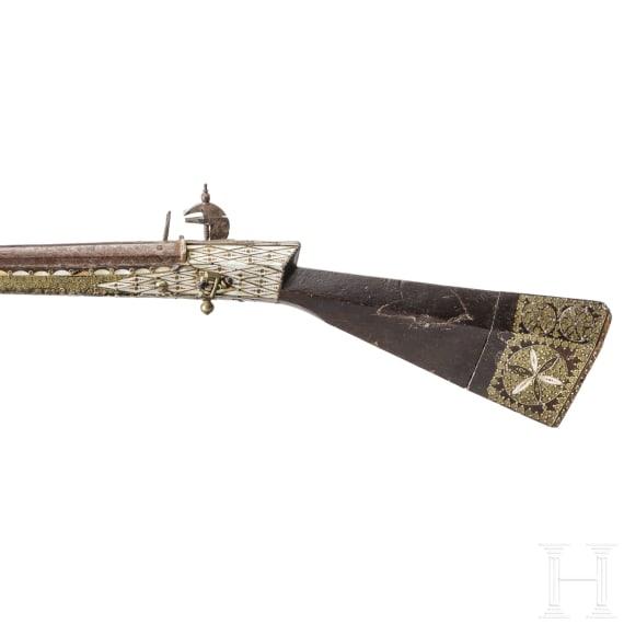 A Balkan-Ottoman tüfek, 19th century