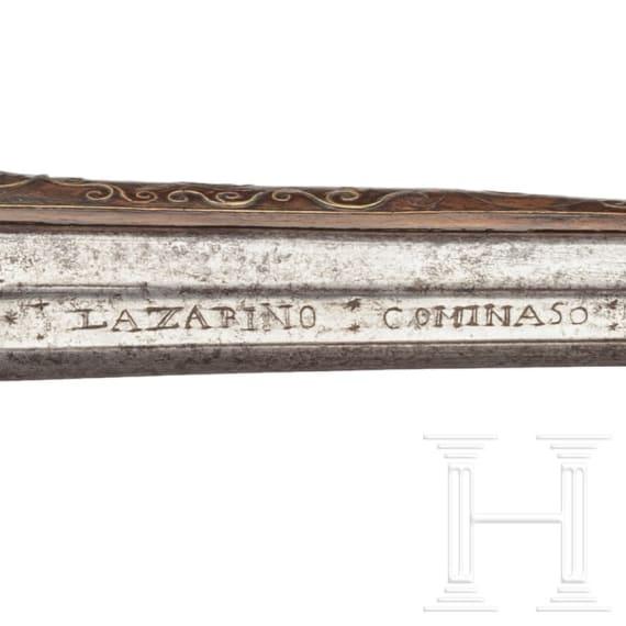 A Balkan-Ottoman flintlock pistol, 18th century