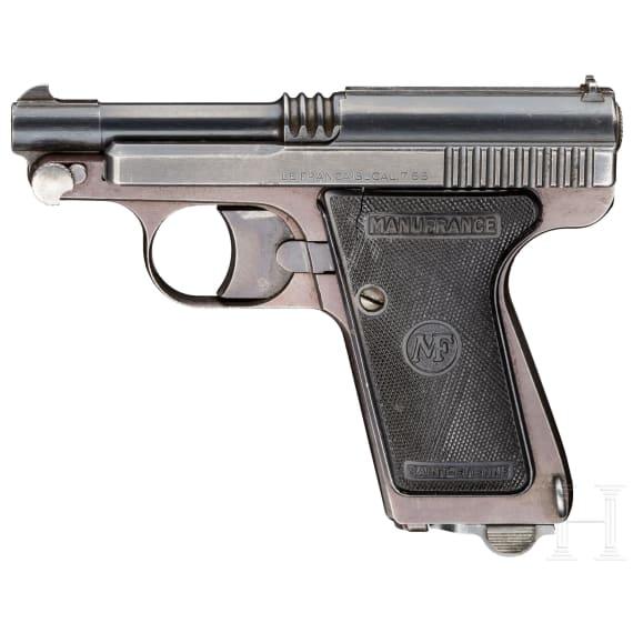 """Pistolet """"Le Francais"""""""