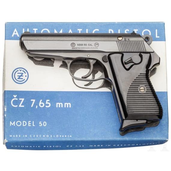 CZ Mod. 50, new in box
