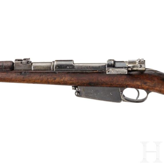 Kavallerie-Karabiner Mod. 1891, DWM