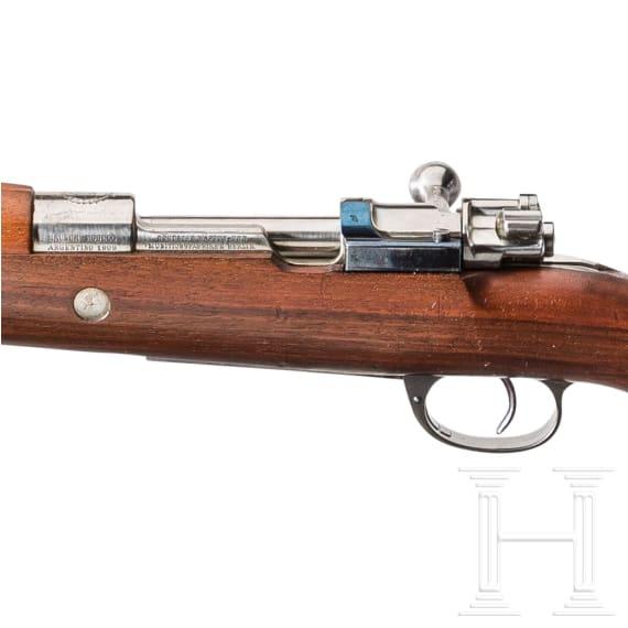 Infanteriegewehr Mod. 1909, DWM