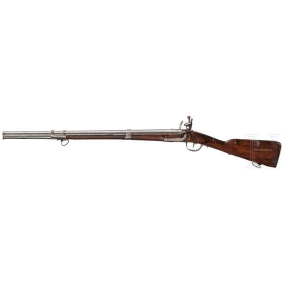 Musketon, ähnlich System 1763/66
