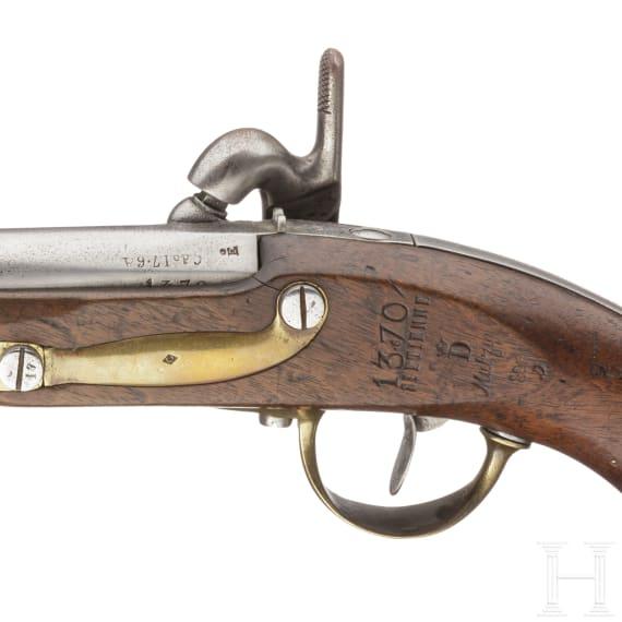 A cavalry pistol M 1822 T bis