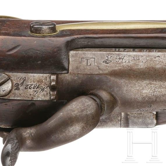 Kavalleriepistole M 1822 T bis