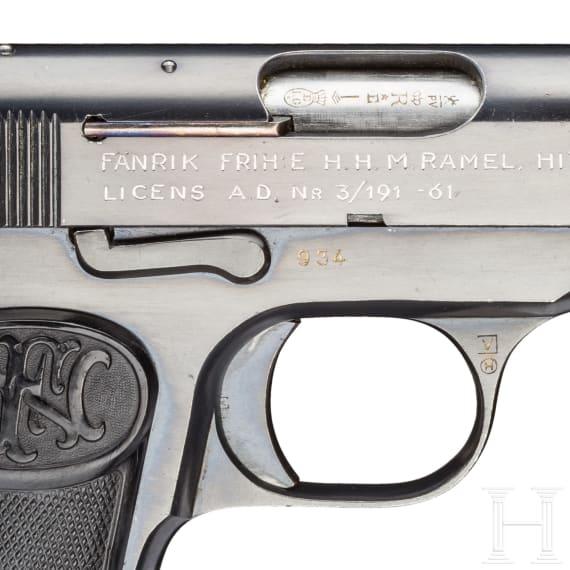 FN Mod. 1903 (Pist. m/07)