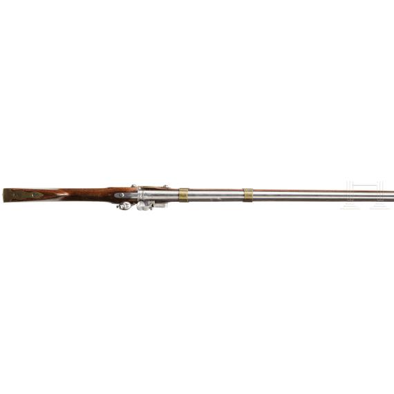 A Batavian Republic infantry musket M 1795