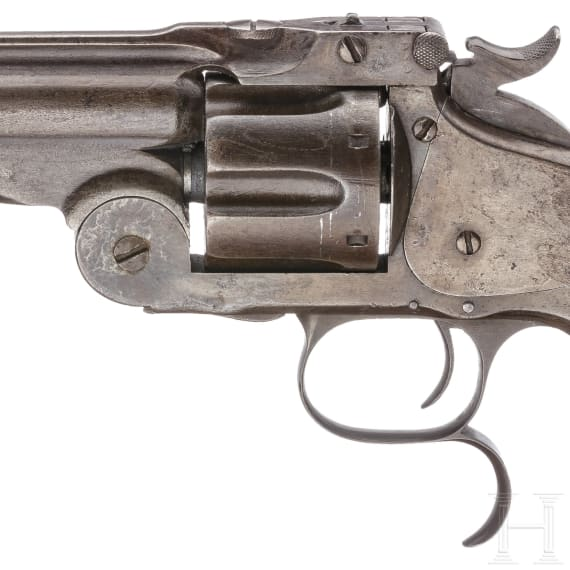 Smith & Wesson No. Three Russian, 3rd Model