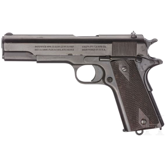 A Colt Mod. 1911, Russian contract