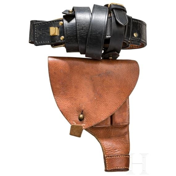 Husqvarna Mod. 07, mit Tasche und Koppel