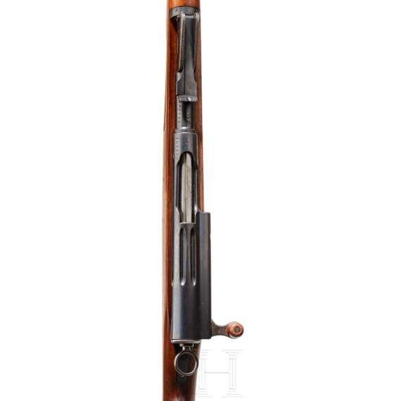 A Swiss rifle M 1889