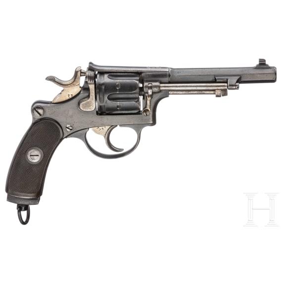 Revolver Mod. 1882, W+F Bern