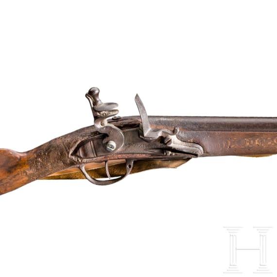 flintlock, 18th century