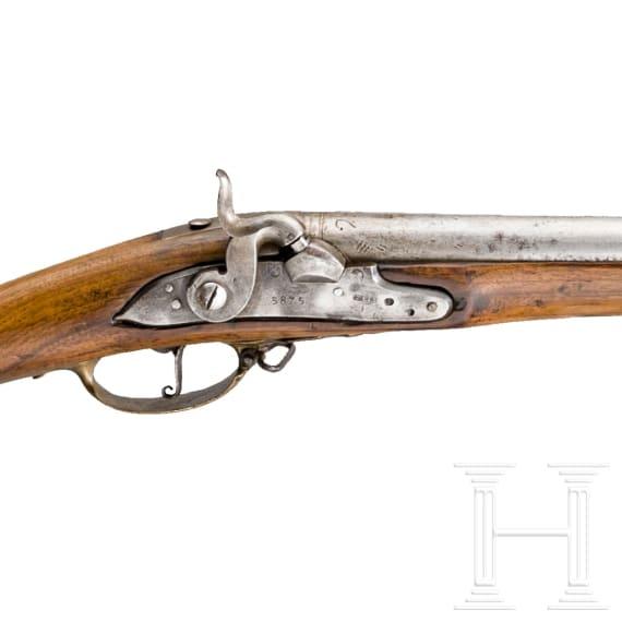 Infanteriegewehr, deutsch, 18. Jhdt.