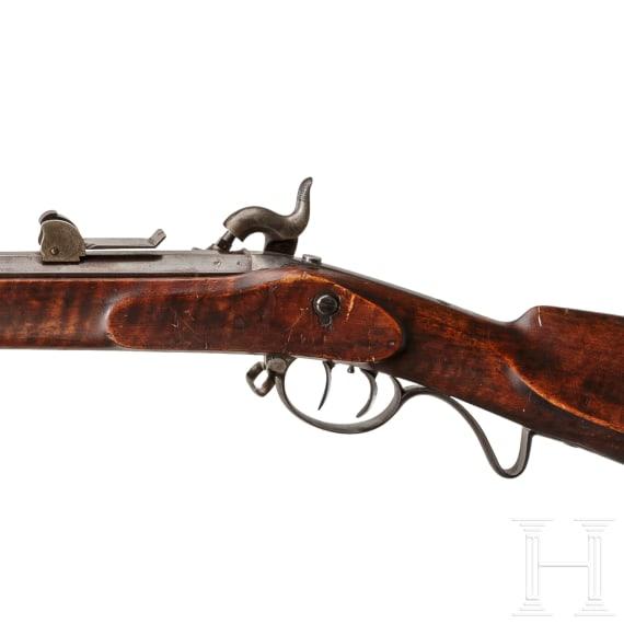 Scharfschützenbüchse, Großherzogtum Hessen