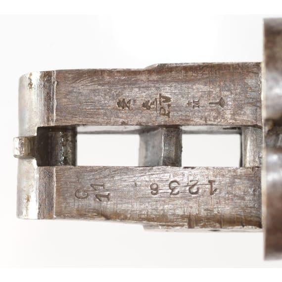 Belgische Hahndoppelflinte